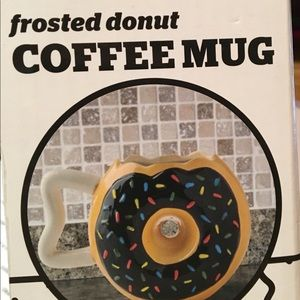 Other - BIG MOUTH 👄Frosted Donut 🍩 Coffee ☕️ Mug